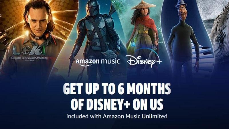6 Months of Free Disney+